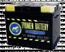 Аккумулятор Тюмень  6СТ - 60L STANDARD