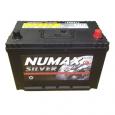 Аккумулятор NUMAX SILVER JIS 100 п/п