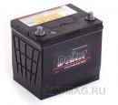 Аккумулятор DELKOR 6СТ- 65 (75D23R)